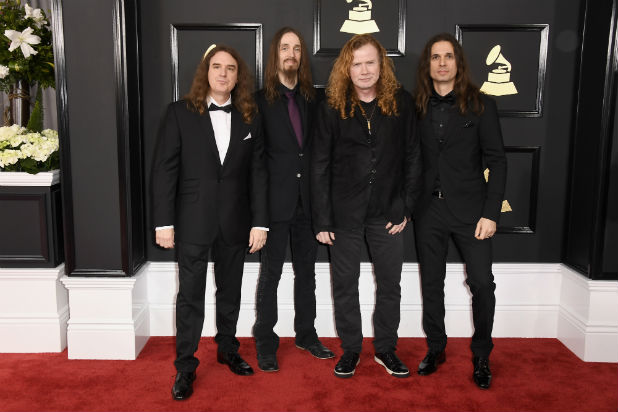 Megadeth Cancels Tour After Dave Mustaine Diagnosed With Throat Cancer