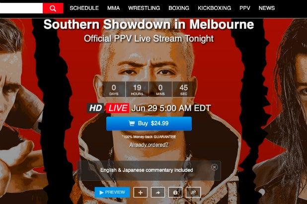 NJPW: Southern Showdown on FITE TV