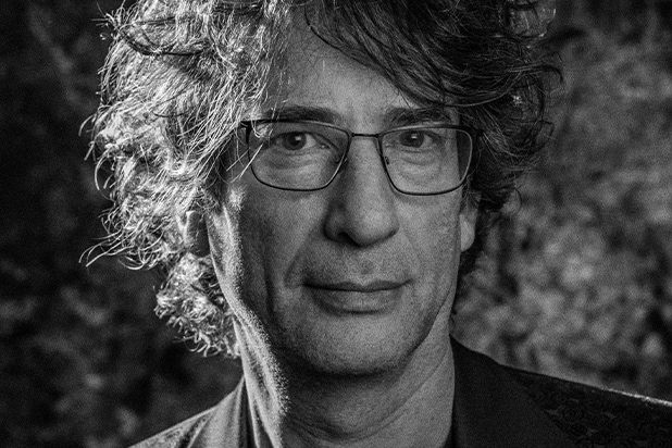 Neil Gaiman On How 'Good Omens' Got to Amazon And What Was Added