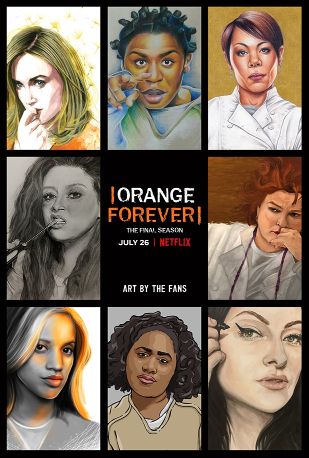 Orange Is the New Black key art
