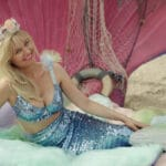 Kirsten Dunst George Clooney on Becoming a God in Central Florida