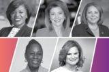 Chirlane McCray,Norah O'Donnell, Gale Anne Hurd,Cori Bush, Rep. Linda T. Sánchez, and Jennifer Palmieri Power Women Breakfast
