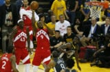Toronto Raptors Golden State Warriors Game 6