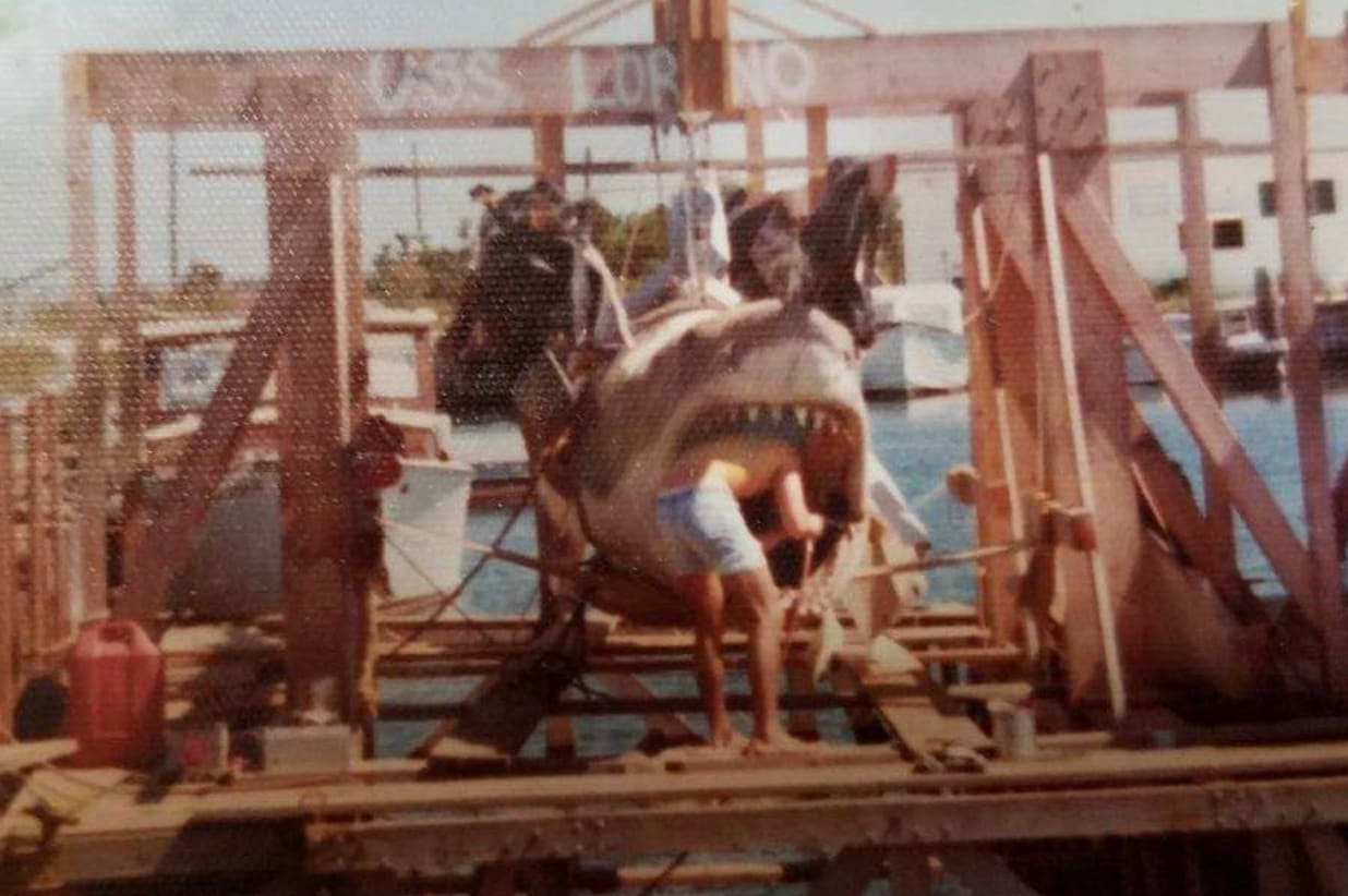 These 'Jaws' Photos Haven't Been Seen by the Public in 44 Years
