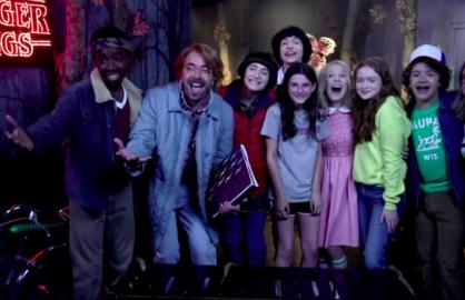 Stranger Things 3': David Harbour on Joyce and Hopper's