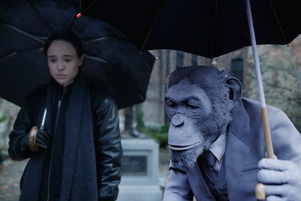 Umbrella Academy VFX