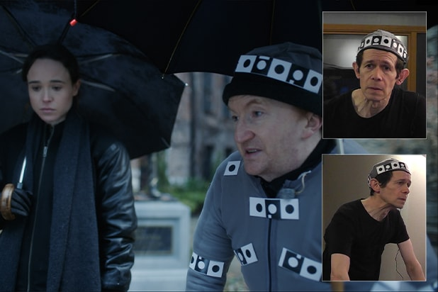 The Umbrella Academy vfx Pogo