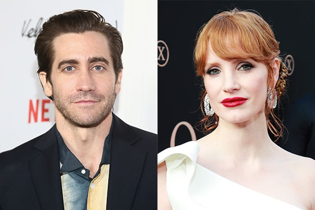 The Division Jake Gyllenhaal Jessica Chastain