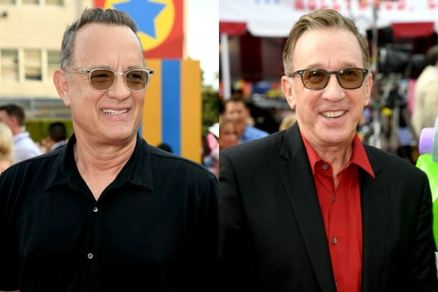 Tim Allen Tom Hanks
