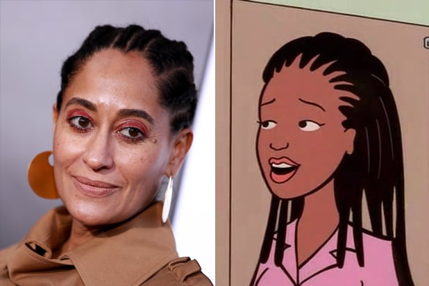 Tracee Ellis Ross to Voice Lead in MTV's 'Daria' Spinoff 'Jodie'