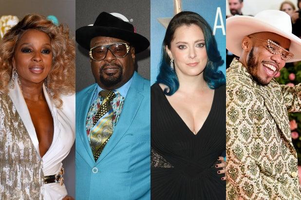 Mary J Blige, George Clinton, Rachel Bloom, Anderson Paak Board Universal's 'Trolls World Tour'