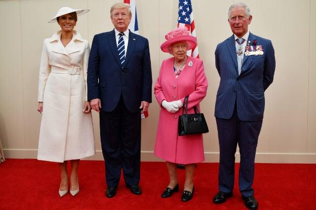 Trump Royals