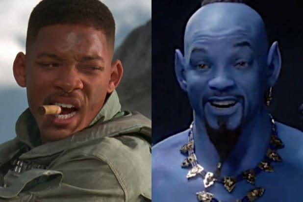 Will Smith Independence Day Aladdin