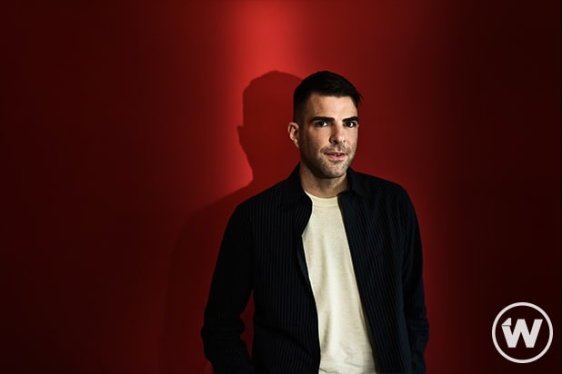Zachary Quinto Reflects on Playing Villains, From 'NOS4A2' to 'American Horror Story' (Exclusive Video)