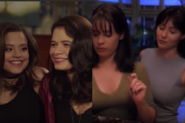 charmed then and now