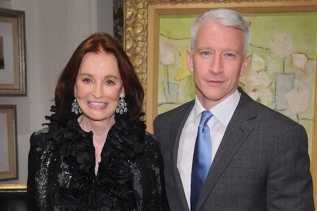 Anderson Cooper Eulogizes Mom Gloria Vanderbilt: 'I Knew Her and She Knew Me'