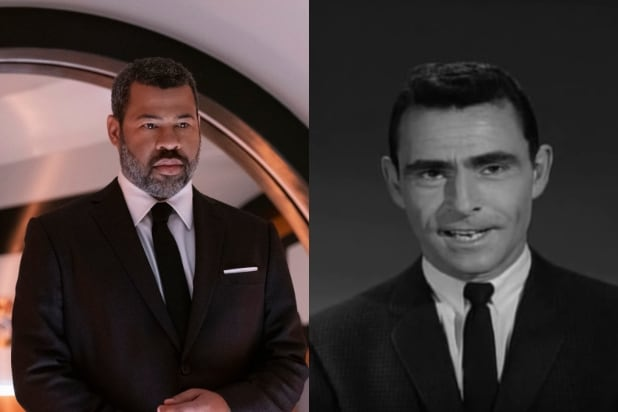 jordan peele rod serling