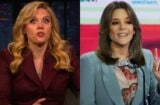 kate mckinnon marianne williamson