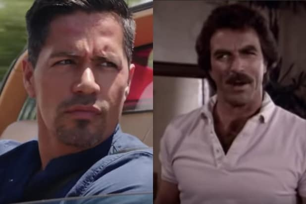 magnum pi then and now
