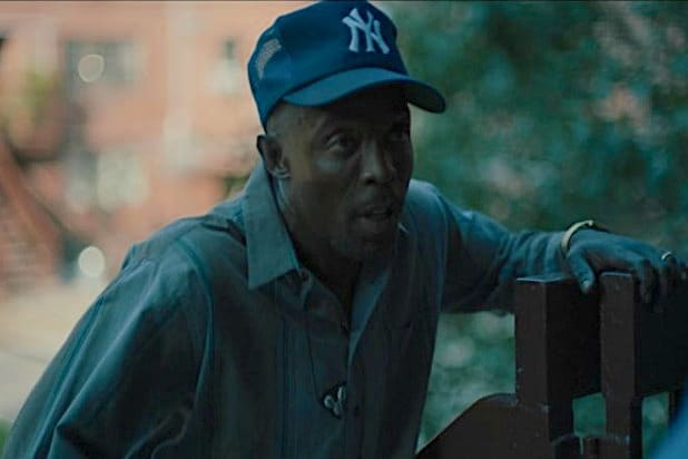 michael k. williams when they see us