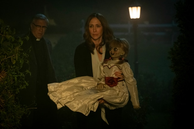 Annabelle Comes Home' Review: Horror Sequel Barely Conjures