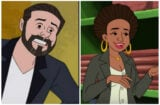Ricky Gervais and Wanda Sykes in 'Scooby-Doo and Guess Who?'