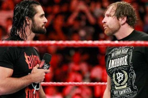 Seth Rollins: 'Presumptuous' for Dean Ambrose to Bash WWE