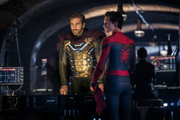 Risultati immagini per spider man far from home