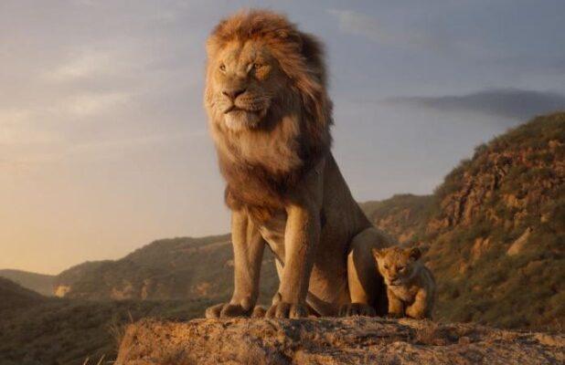 The Lion King Mufasa Simba