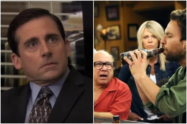 the office its always sunny