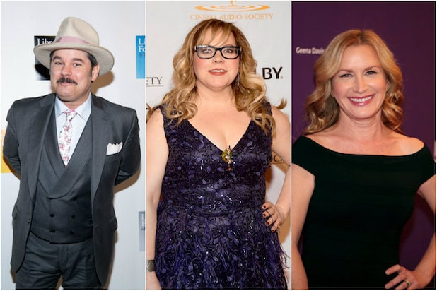 Paul F Tompkins, 'Criminal Minds' Actress Kirsten Vangsness Join 'Voyage to the Stars' Podcast (Exclusive)