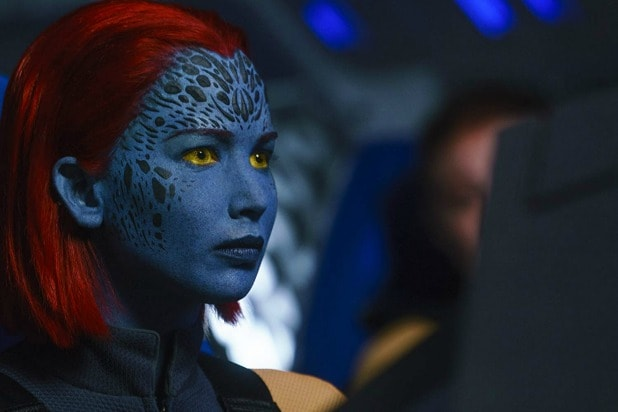 x-men dark phoenix crazy timeline stuff mystique death