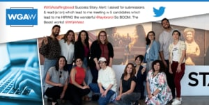 WGA Success Story