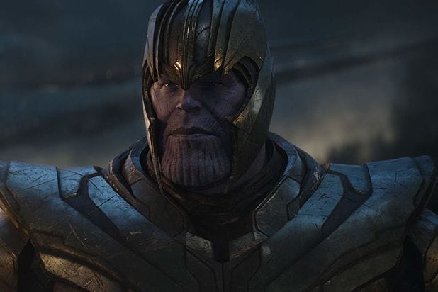 Thanos Endgame