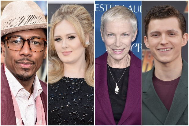Nick Cannon, Annie Lennox and 16 Other Surprising New Academy Members