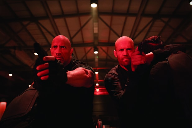 Hobbs & Shaw' Film Review: Dwayne Johnson, Jason Statham Go Over the Top