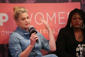 Jennifer Palmieri at Power Women Breakfast DC 2019