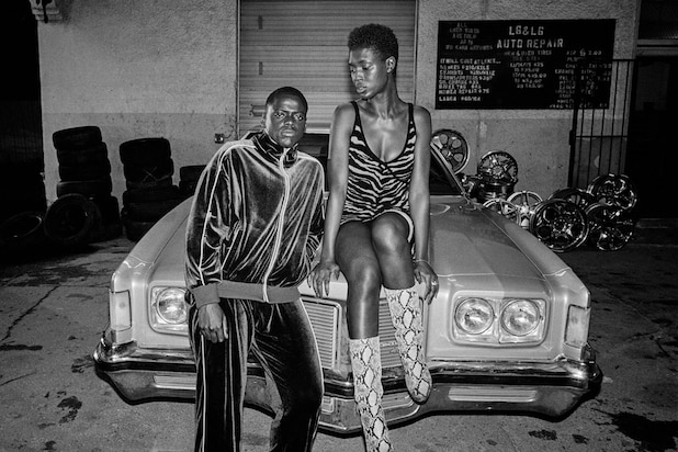 Queen & Slim Daniel Kaluuya Jodie Turner-Smith
