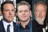 Ben Affleck Matt Damon Ridley Scott
