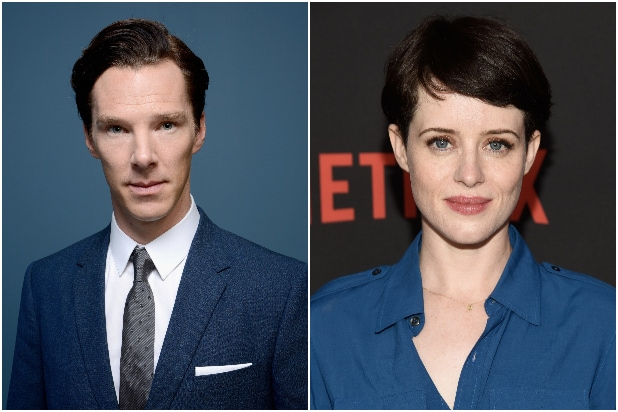 Benedict Cumberbatch Claire Foy