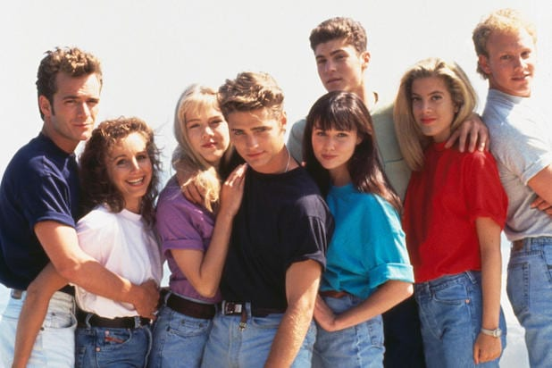 BH90210' Star Ian Ziering Says CW Reboot Didn't Live Up to
