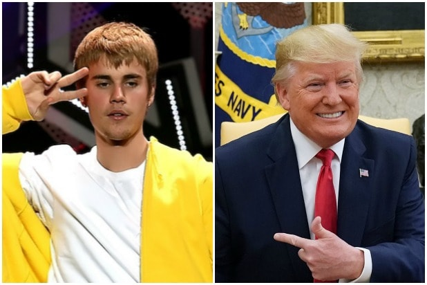 Justin Bieber Welcomes Trump's Help in Freeing A$AP Rocky but Has a Bigger Favor to Ask of Him