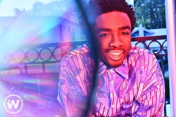 Caleb McLaughlin, Stranger Things