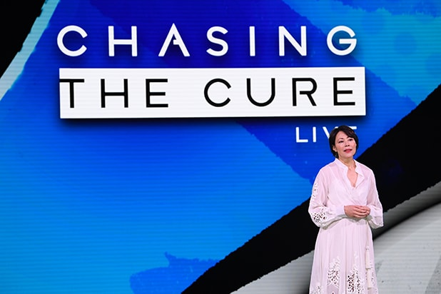 Chasing the Cure Ann Curry