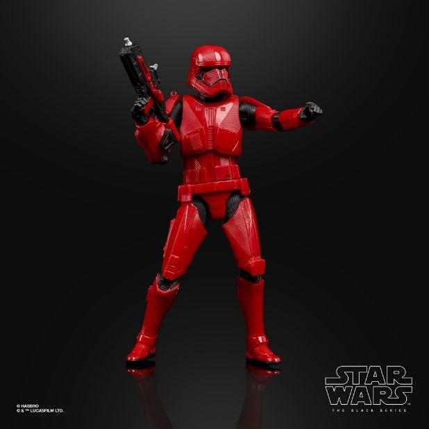 Comic-Con Sith Trooper Star Wars Rise of Skywalker