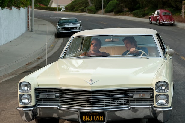 Once Upon a Time in Hollywood 1966 Cadillac DeVille