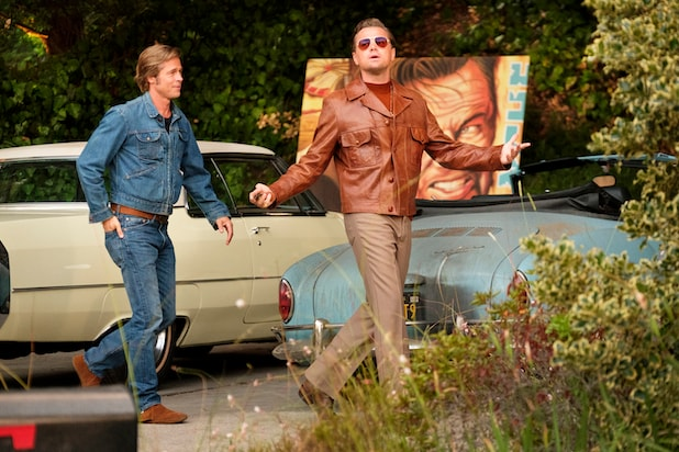 Once Upon a Time in Hollywood Cadillac DeVille VW Karmann Ghia