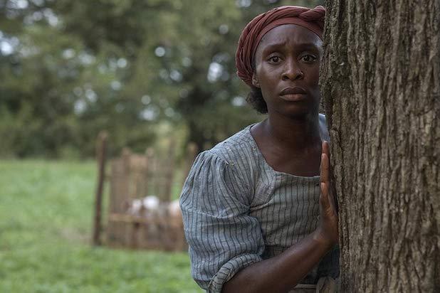Cynthia Erivo Harriet Tubman EGOT