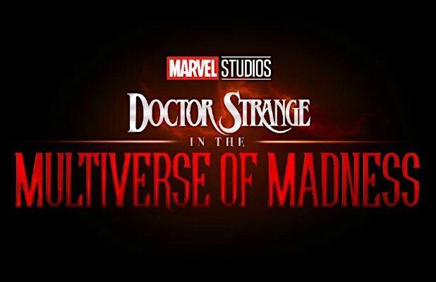 Doctor Strange in the Multiverse of Madness logo Jade Bartlett