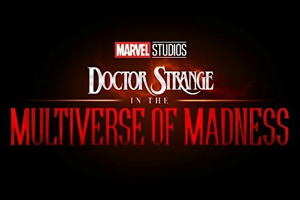 Doctor Strange in the Multiverse of Madness logo Jade Bartlett